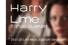 Harry Lime Tango Quartett
